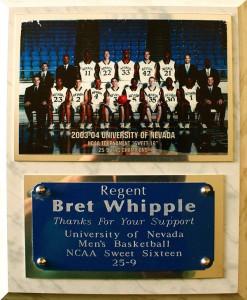 NCAA Men's Basketball Sweet Sixteen Team